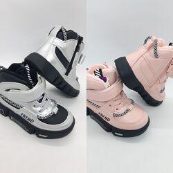 Демисезонные ботинки на девочку 27-32 р Jong Golf, утепленные