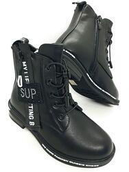 Демисезонные ботинки на девочку 32-37 р Tom. m, утепленные