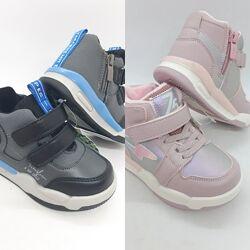 демисезонные ботинки 18-23 р Tom. m, утеплённые