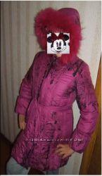 Зимняя очень теплая куртка фирма Moonboх