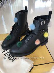 Ботиночки Fendi cо скидкой
