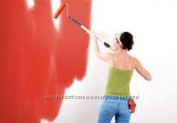 Покраска стен Киев