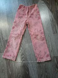 Теплые мягкие брюки CHICCO.  7-10 лет