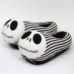 Тапки скелет Джек.
