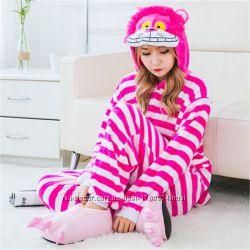 Кигуруми пижама Чеширский Кот