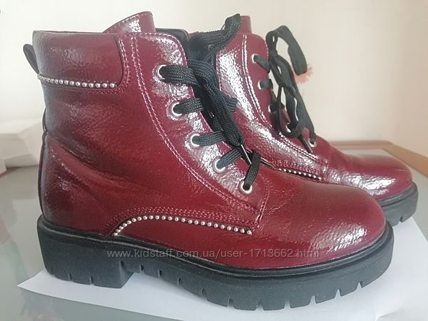 Демисезонные ботинки Reserved р 37-38