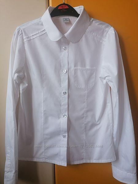 Школьные блузки TU, George 146-152см