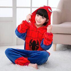 Кигуруми Человек Паук / кигуруми Спайдермен / кігурумі Людина павук