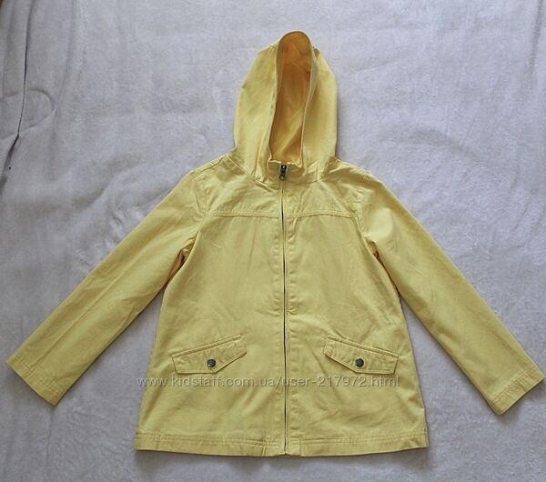 Куртка котоновая на 7 лет Children&acutes Place