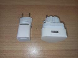 Оригинальное зарядное устройство - USB адаптер для IPHONE всех моделей