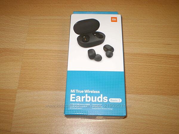 Беспроводные наушники TWS XIAOMI Earbuds Basic 2 Глобальная версия