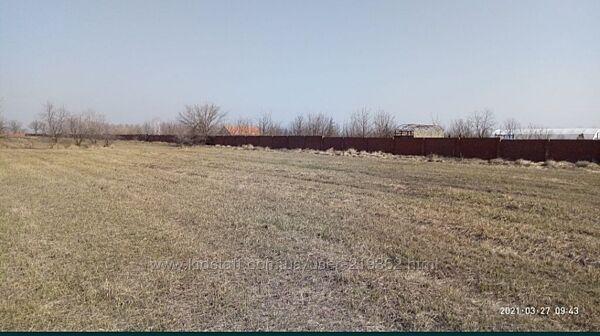 Участок земли в Фонтанке. Одесса
