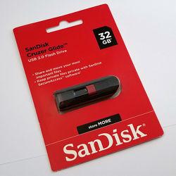 Флешка SanDisk Cruzer Glide 32GB USB 2.0 946