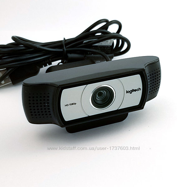 Веб-камера Logitech C930e 940