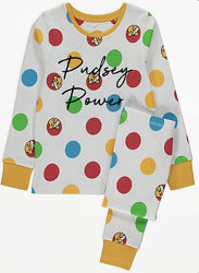 Пижама на девочку/ мальчика 1,5-2 года  86-92 рост от George