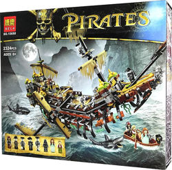 Конструктор Bela 10680 Безмолвная Мэри Pirates of the Caribbean 71042
