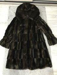 Женская шуба пальто зима большой 52-54 размер самовывоз Киев