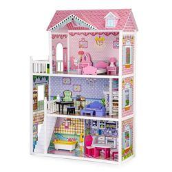 Кукольный домик EcoToys WIRGINIA HM006604