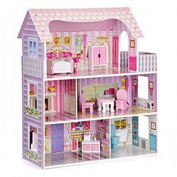 Кукольный домик EcoToys HM006396