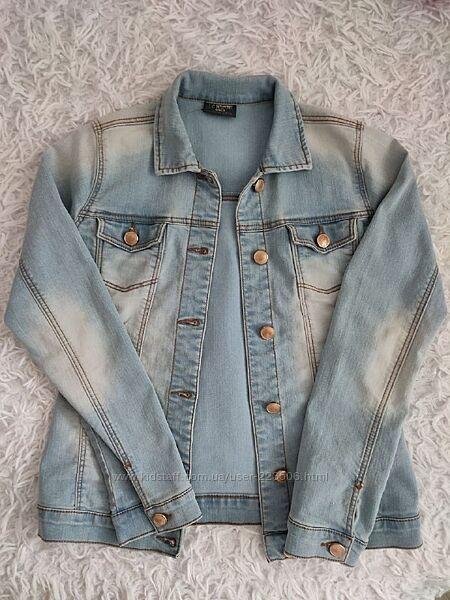 Джинсовая куртка LC Waikiki 11-12 лет 146-152 см