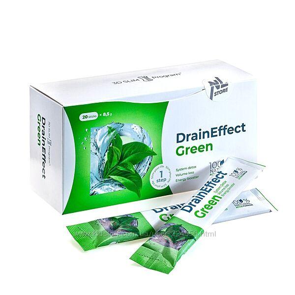 DrainEffect даёт старт процессу эффективного похудения