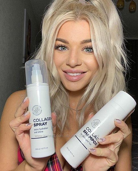 Коллагеновый шампунь  Blond Для натуральных и окрашенных светлых волос