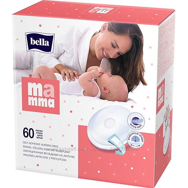 Прокладки вкладки для грудей BELLA Бела Mamma Мама лактаційні 30 шт