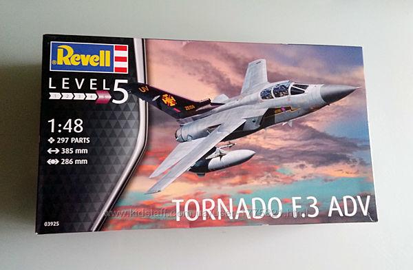 Истребитель ПВО Tornado F.3, Revell 03925, 1-48