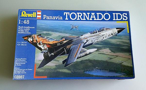 Ударный истребитель Tornado IDS, Revell 03987, 1-48