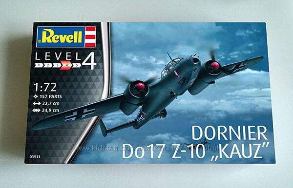 Ночной истребитель Do 17Z-10 Revell 03933