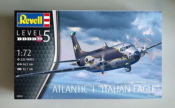 Противолодочный патрульный самолет Atlantic 1 Italian Eagle, Revell 03845