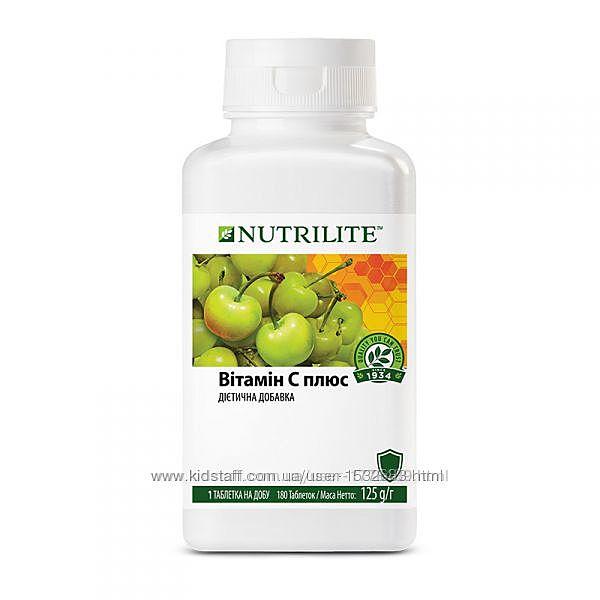 Витамин С плюс NUTRILITE 180табл антиоксидант