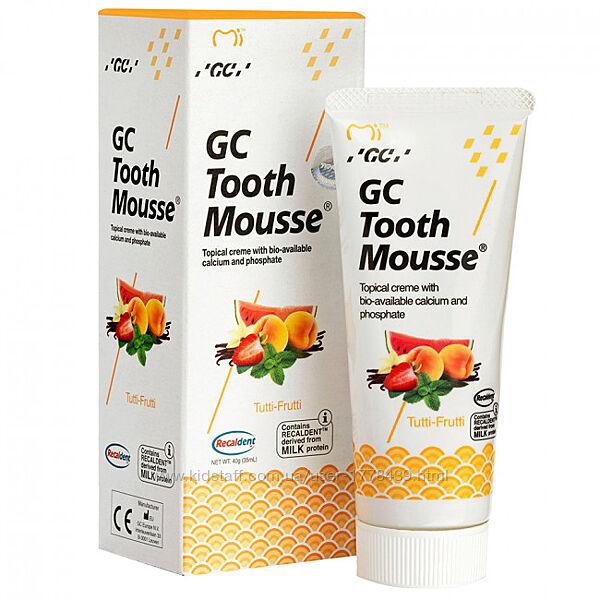 Tooth Mousse Тус Мусс - крем для восстановления, укрепления, реминерализаци
