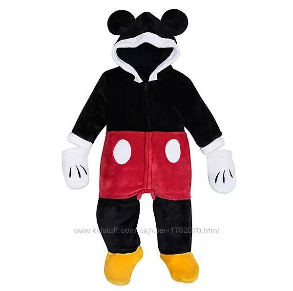 Утеплённый комбинезон Микки для малышей 12-18 мес, Disney оригинал