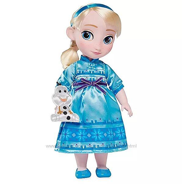 Кукла Эльза в детстве - Холодное сердце, Disney Animators Collection
