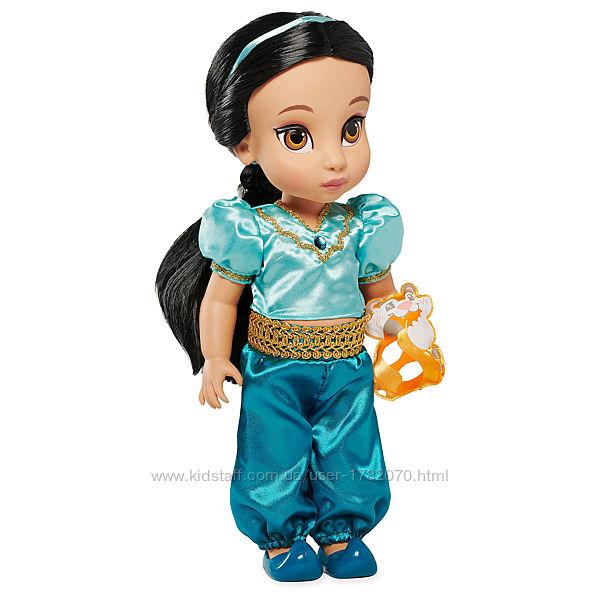 Кукла Жасмин в детстве, Disney Animators Collection