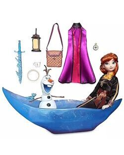 Игровой набор с Анной, Холодное сердце-2, Frozen-2 от Disney
