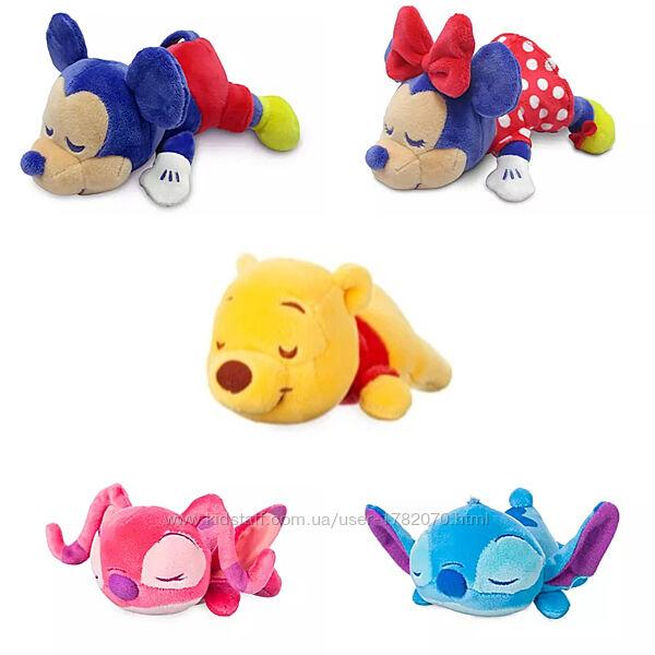 Мягкая игрушка-сплюшка Микки, Минни Маус, Винни Пух, Стич, Ангел, Дисней