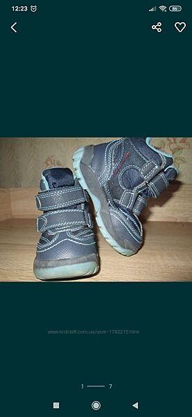 Термо ботинки 13,5 см
