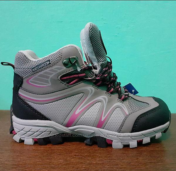 Новые термо ботинки crivit waterproof