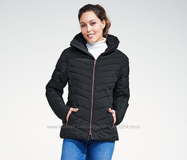 Лыжная куртка, ecorepel, TchiboГермания, размер евро 38 наш 44