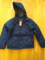 Стёганная куртка деми для мальчика Cool club, размер 140