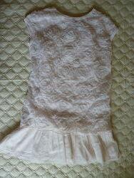 Нарядное платье, комплект OVS kids Италия , размер 146 см, 10-11 лет.