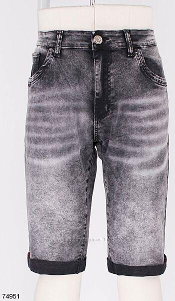 Мужские джинсовые шорты, разные расцветки