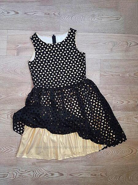 Нарядное платье сукня на девочку 140-146 см, Сool club