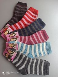 Шерстяні носки з махрою р 25-30