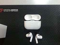 Apple AirPods Pro Шумоподавление