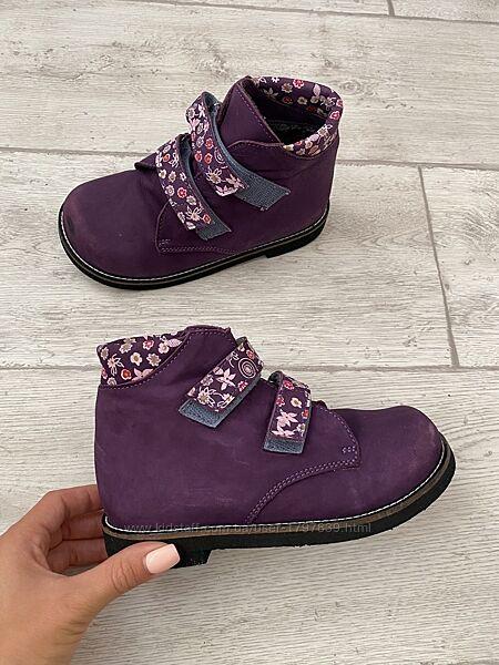Зимние ботинки ortopedia р-29-30