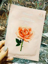 Тканевая маска для лица JMsolution Glow Luminous Flower Firming Mask Rose