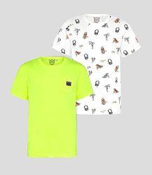 Набор футболок c&a германия р.134/140,146/152,